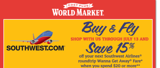 Active Southwest Coupons